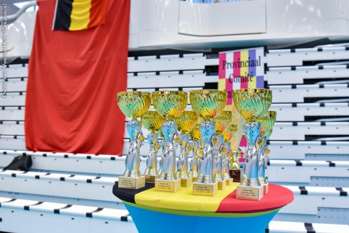 Championnat de Belgique Interprovince ( PODIUMS )