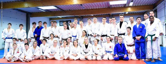 Fête du judo ( CPH : Comité Provincial du Hainaut )