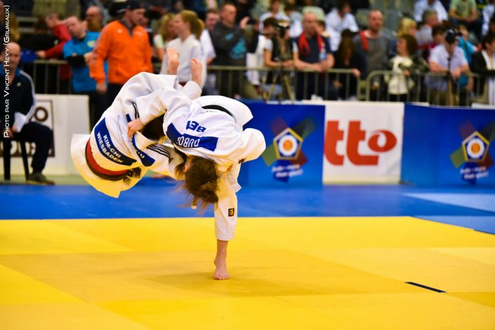 Soeverein Judocup Lommel ( TOURNOI )