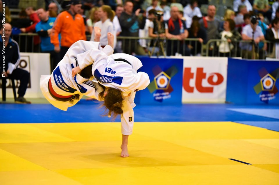 Soeverein Judocup Lommel ( TOURNOI )