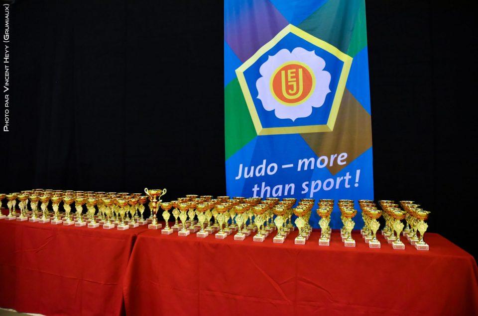 Soeverein Judocup Lommel ( PODIUMS )