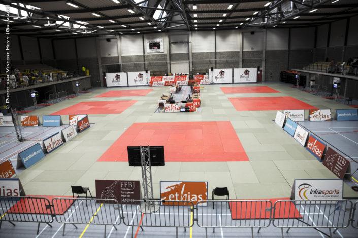 27 & 28 -01-2018 – Championnat Régional à Herstal