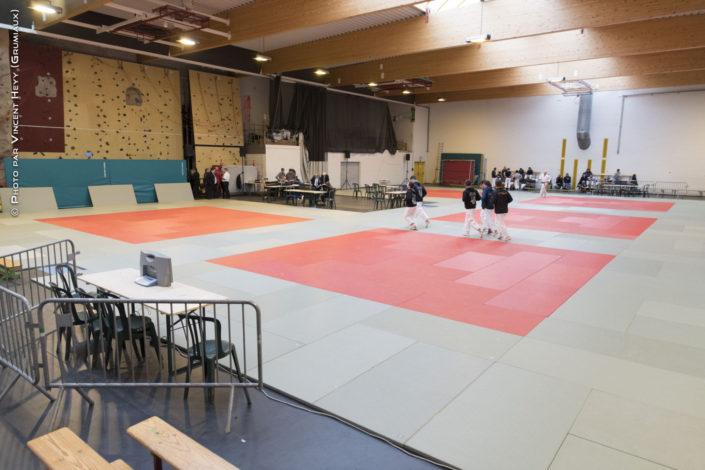 10 & 11 -03-2018 – 20 ème Grand Prix du Judo Club Ippon Soignies