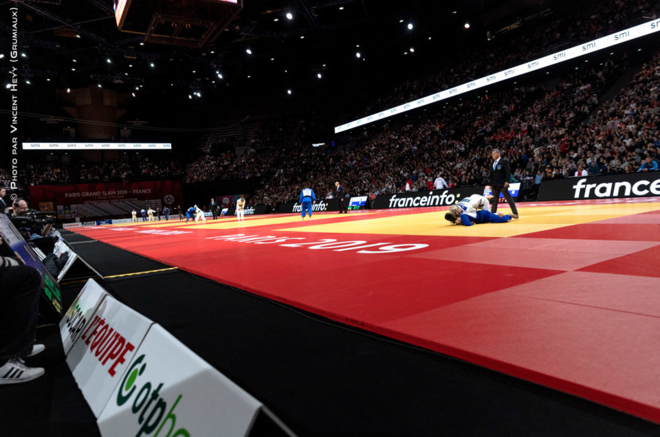 09-10 -02-2019 – Grand Slam de Paris 2019 – AccorHotels Arena