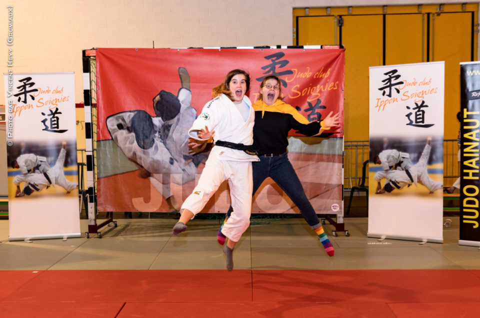 09 & 10 -03-2019 – 21ème Grand Prix du Judo Club Ippon Soignies