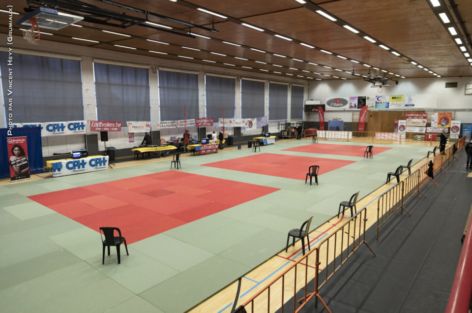 06-04-2019 – 6e Tournoi International de Judo – Ippon La louvière