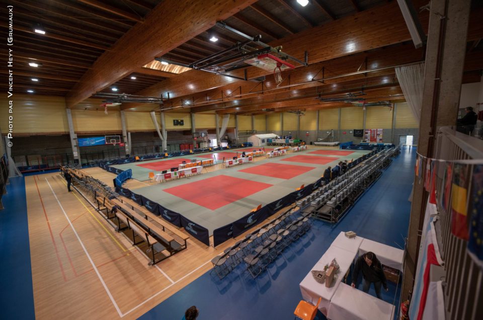 20 & 21 -04-2019 – 16e Open International de Judo Tori