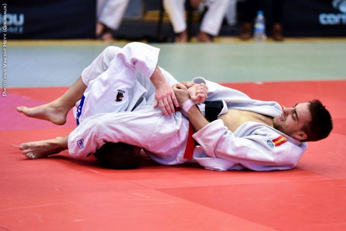 4E Tournoi Inter. Judo Ippon Lalouvière  ( TOURNOI )