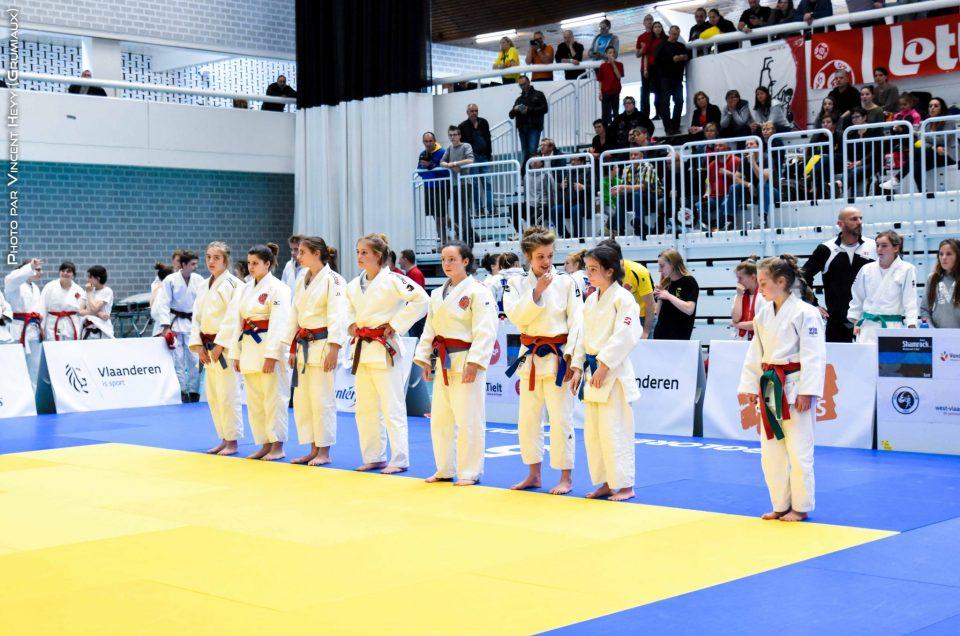 Championnat de Belgique Interprovince ( EQUIPES )