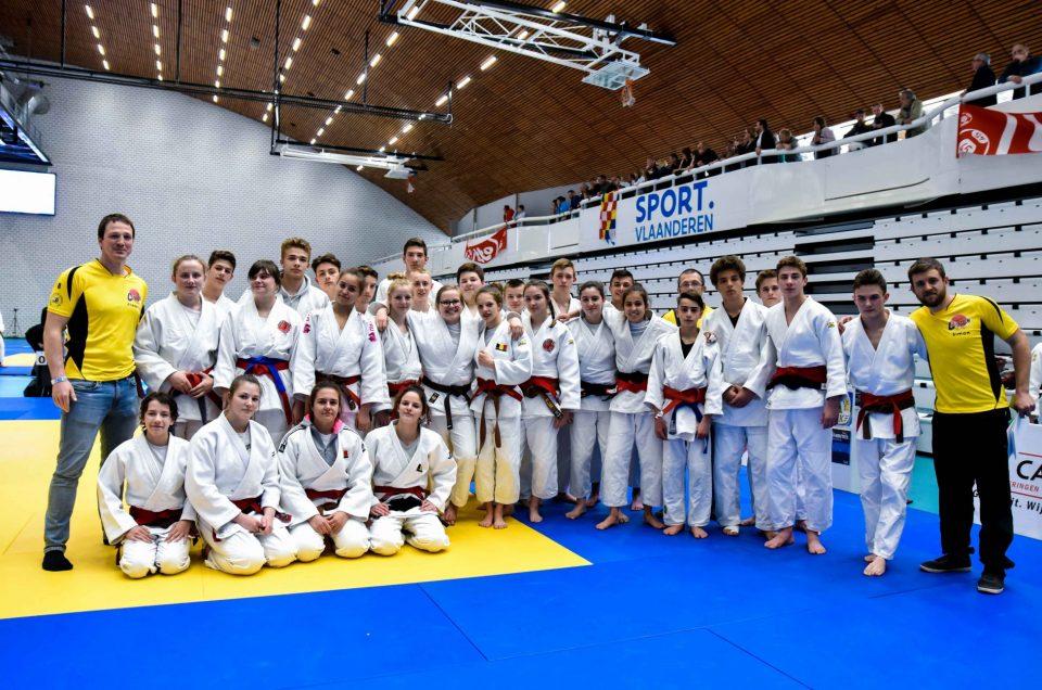 Championnat de Belgique Interprovince ( GROUPES )