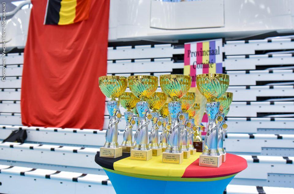 Championnat de Belgique Interprovince ( PODIUMS )