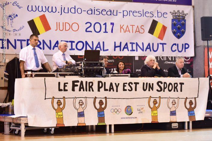 International Hainaut Cup ( Aiseau Presles )
