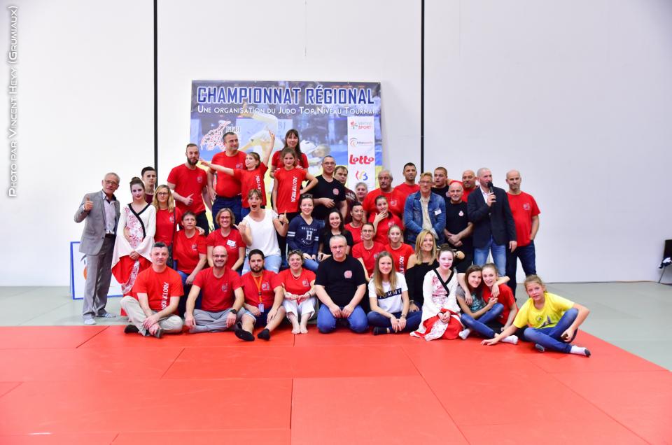 Championnat Régional Séniors à Leuz'Arena