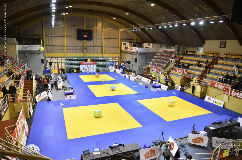 17 & 18 -02-2018 – Championnat de Belgique à Anvers