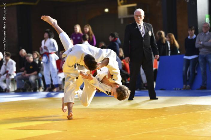 24-02-2018 – 13e International Antwerp Open