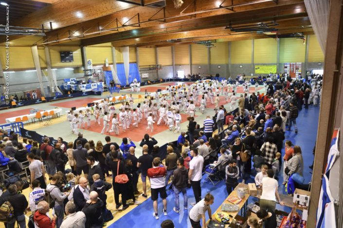 14 & 15 -04-2018 – 15ème Open International de Tori