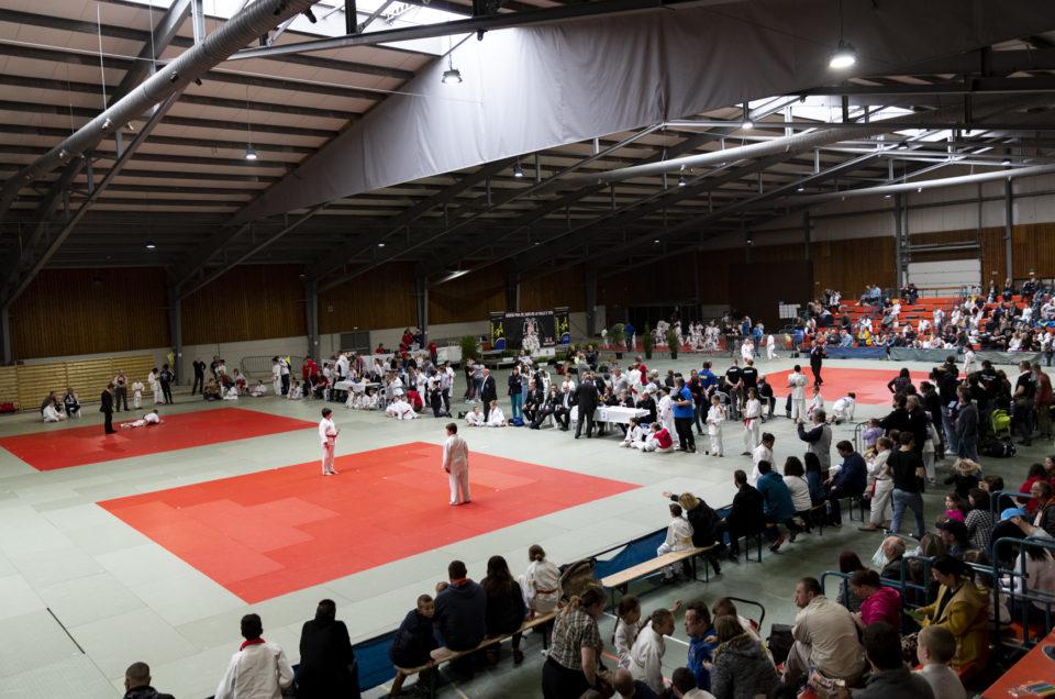 28-04-2018 – 46 ème Grand Prix de Judo de la Ville D'Ath