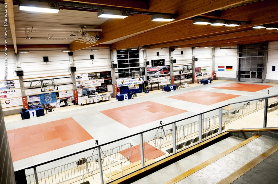 06 & 07 -10-2018 – Internationale Hainaut CUP 2018