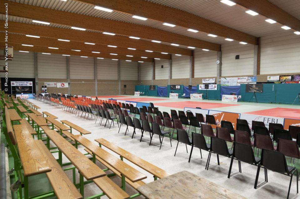 27-10-2018 – 24 ème Tournoi de l'amitié Serge Lavenne JC Quevaucamps