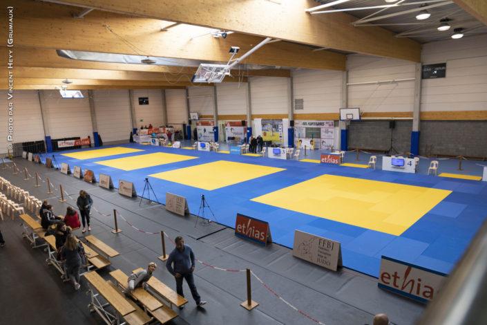 28-10-2018 – Championnat Régional Séniors à KAIN