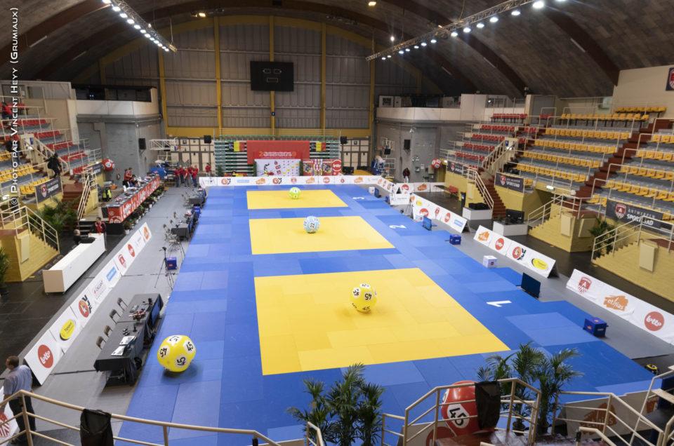 03-11-2018 – Championnat de Belgique à Anvers
