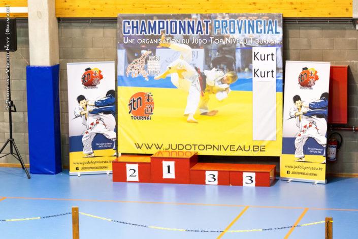 19-01-2019 – Championnat Provincial Hainaut à Kain
