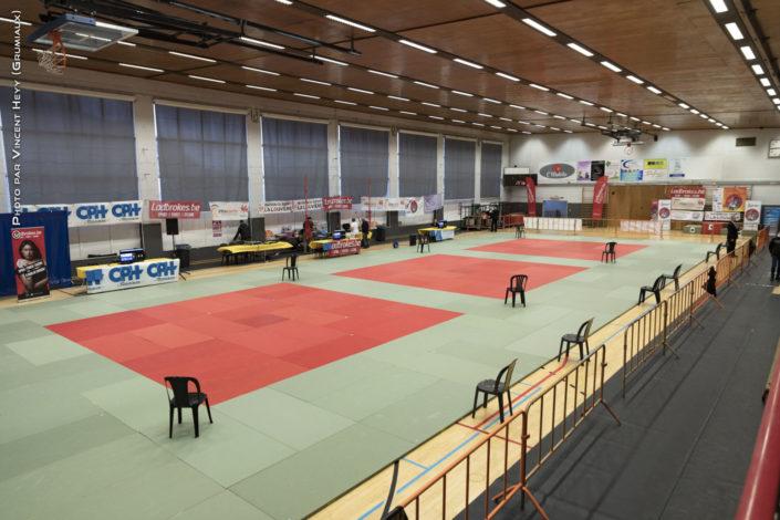 06-04-2019 – 6e Tournoi International de Judo – Ippon La louvière