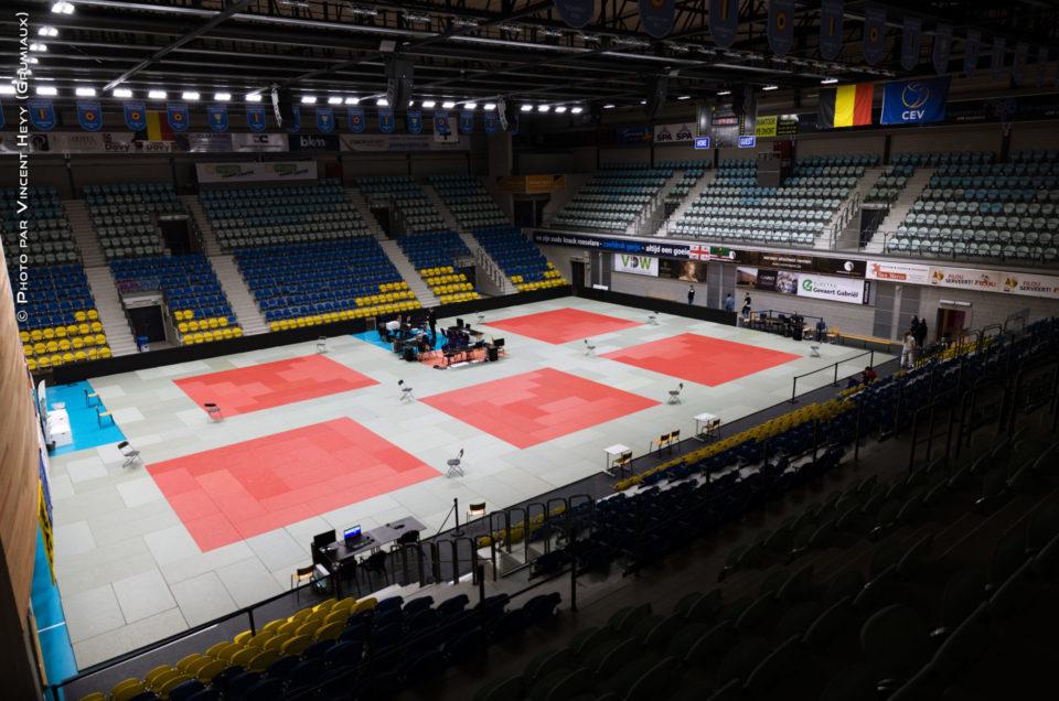 31-03-2019 – Tournoi International Mikadav Roeselare Judo Cup 2019